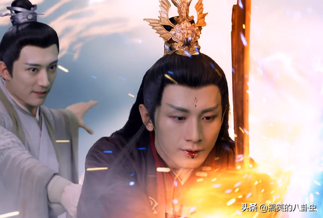琉璃:司凤,即使你冒认了魔煞星,也是救不了璇玑的