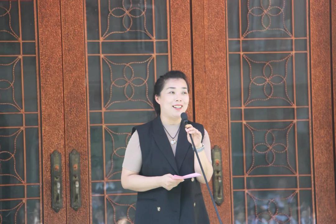 教师节快乐!东方小学隆重举行第37个教师节庆祝暨表彰大会