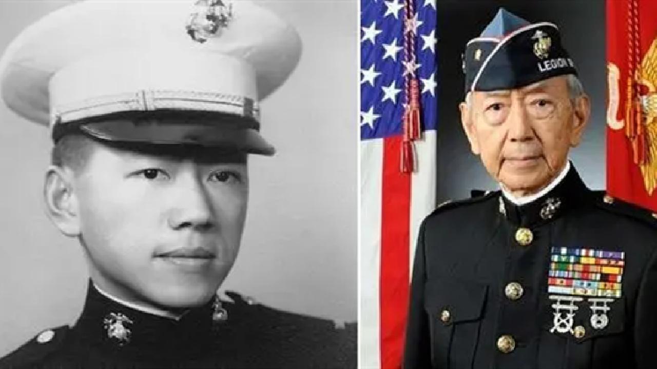 """美国华裔军官吕超然:冲志愿军大喊""""我是中国人"""",结果如何?"""