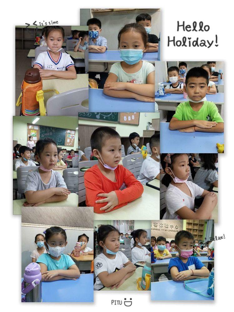 正态度 端品行 习常规――开展养成教育月系列活动