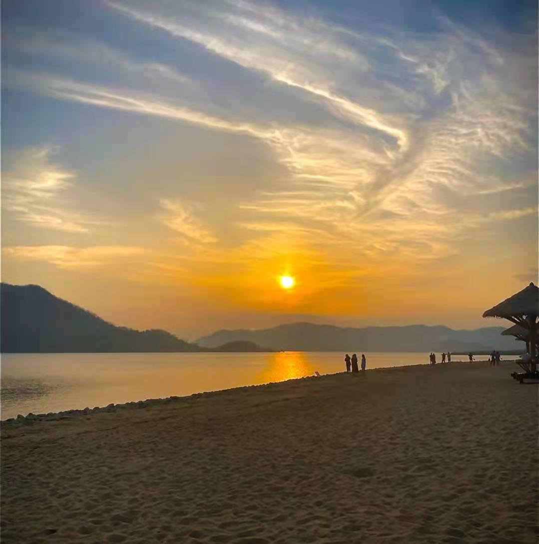 宁波五一去哪玩?这四大观赏落日绝美地,欣赏一场光与影的盛宴