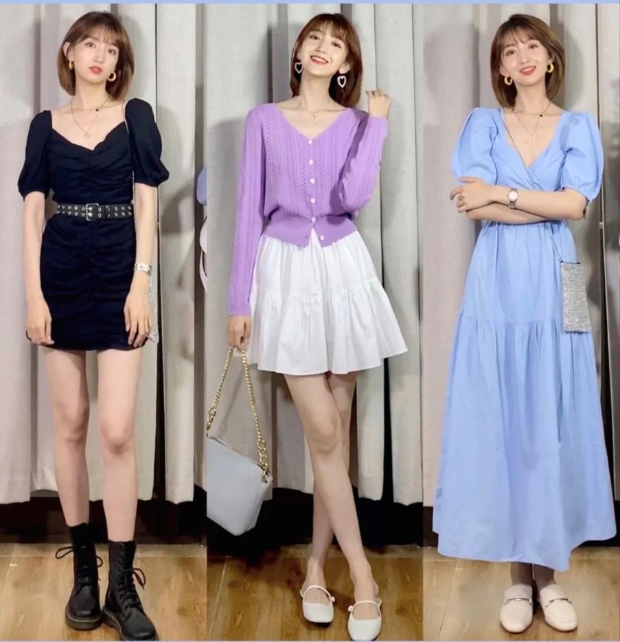 27款高级耐看的连衣裙穿搭,既有少女的灵动,又不失成熟韵味