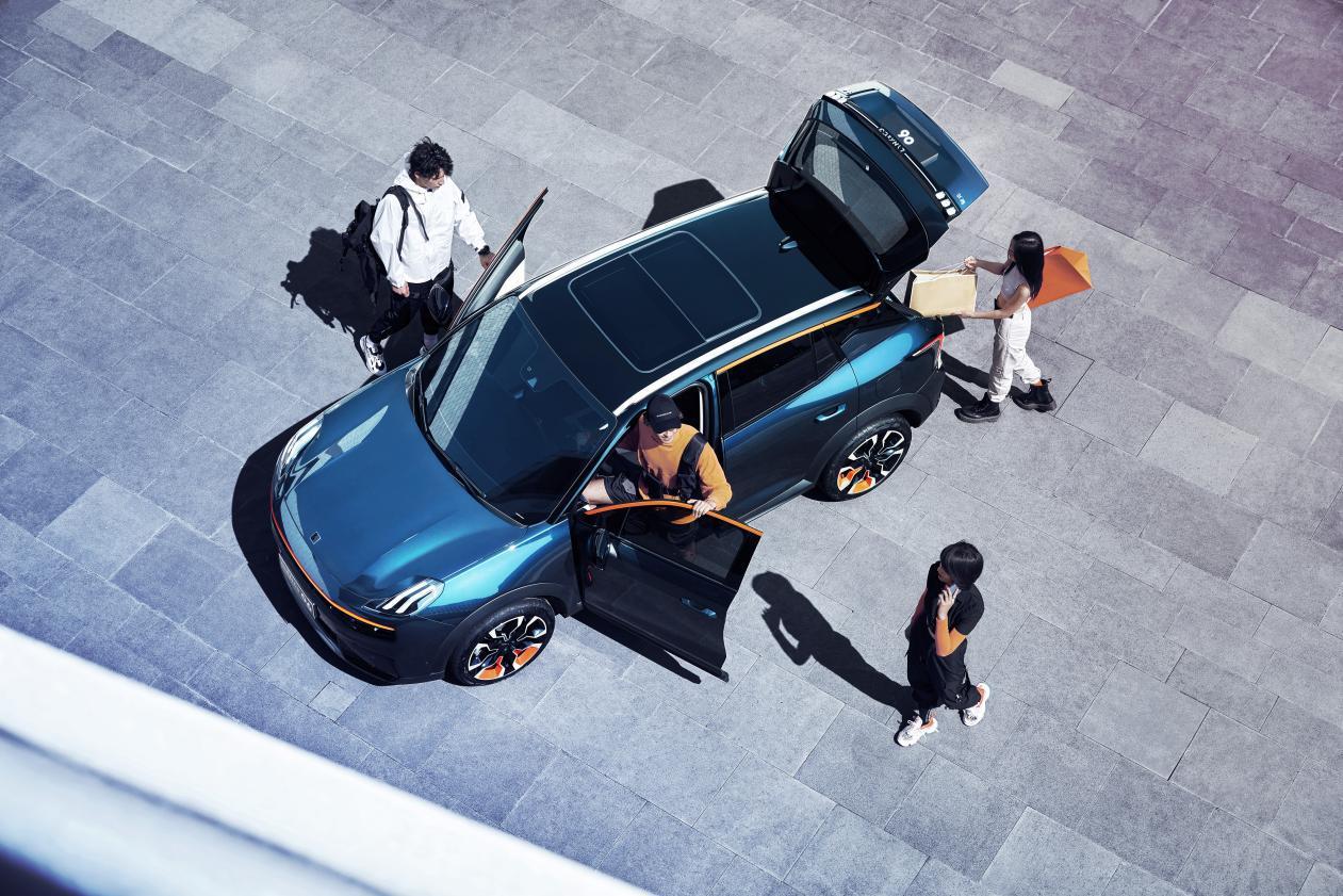 销量突破5.4万,领克06上市一周年成为Z世代领潮实力之选