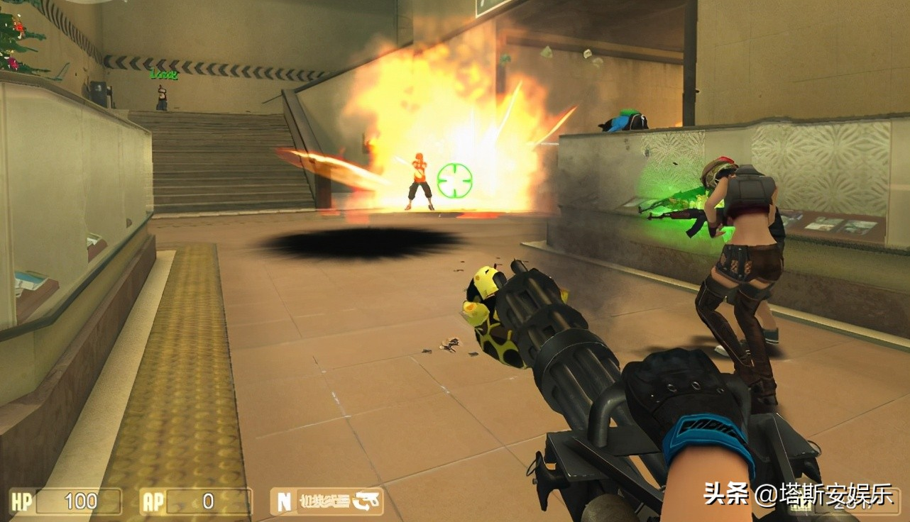 The most memorable online shooting games made in China are now memories