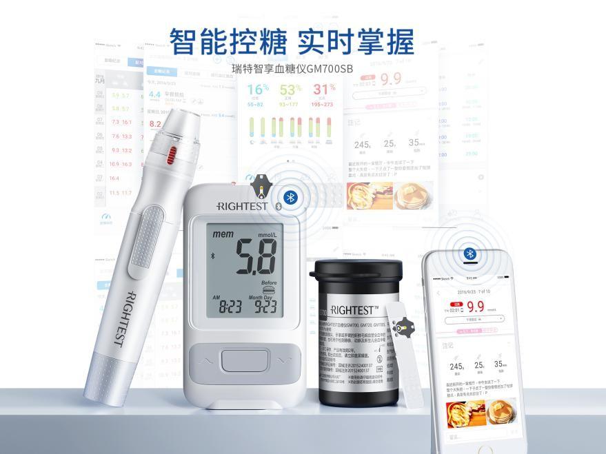 家用血糖仪选哪个好?买瑞特血糖仪就对了