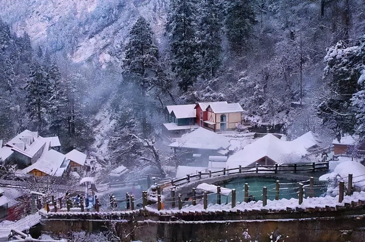 四川哪些地方可以赏雪景?小本本记下来
