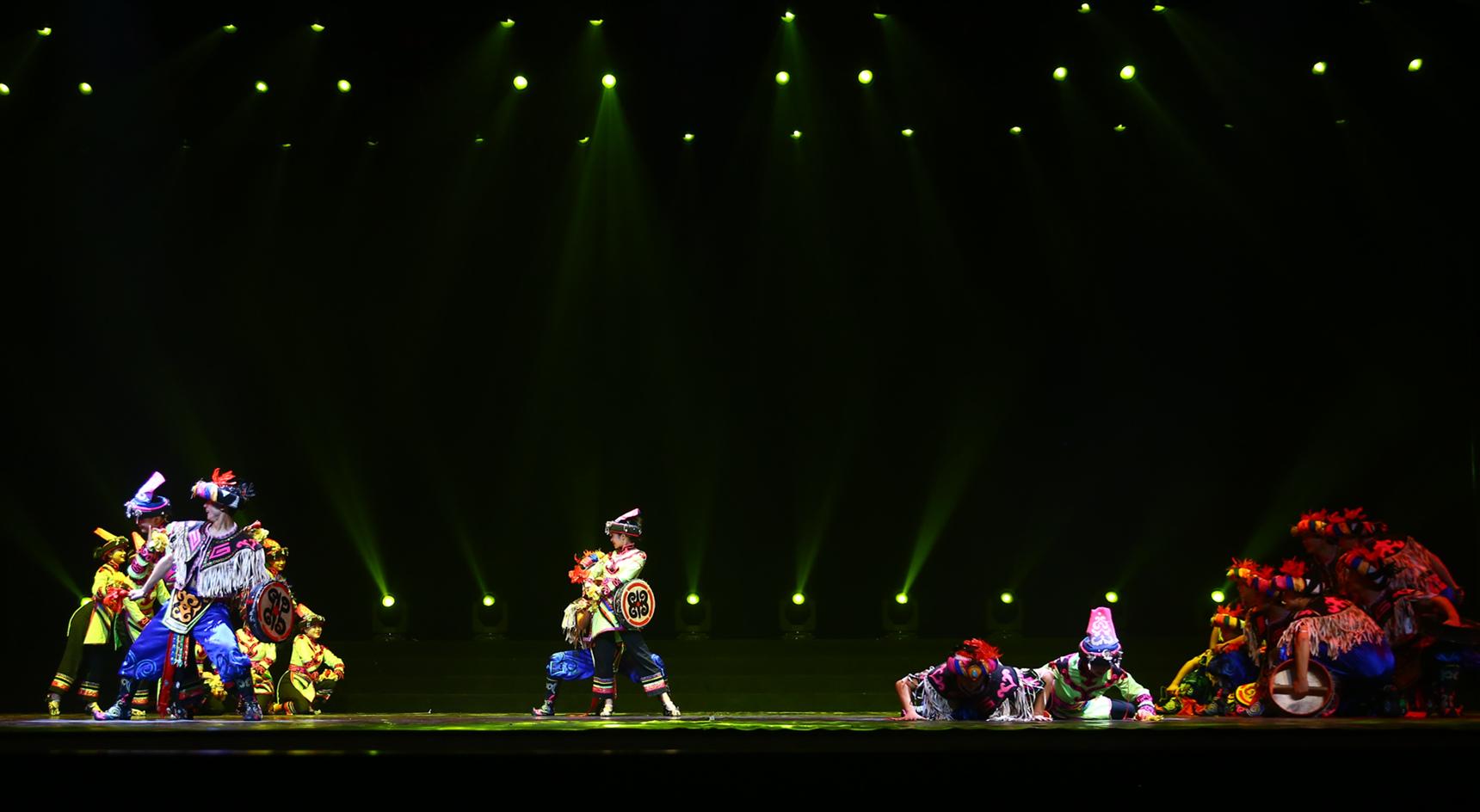 九艺节群星奖决赛观察:用作品展现新时代三秦儿女奋发有为新风采