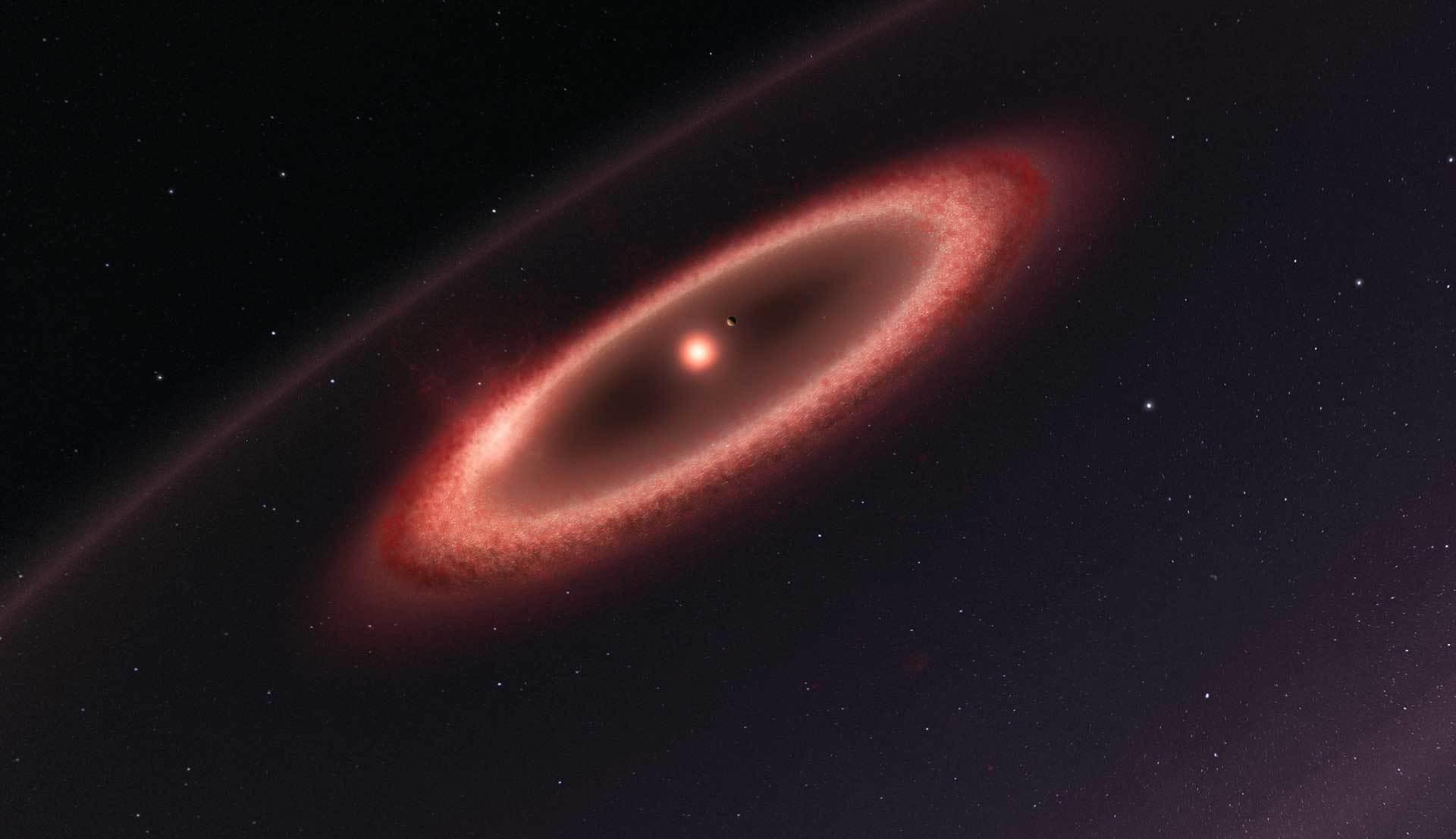 比邻星B-阴暗交界之地,红色永恒