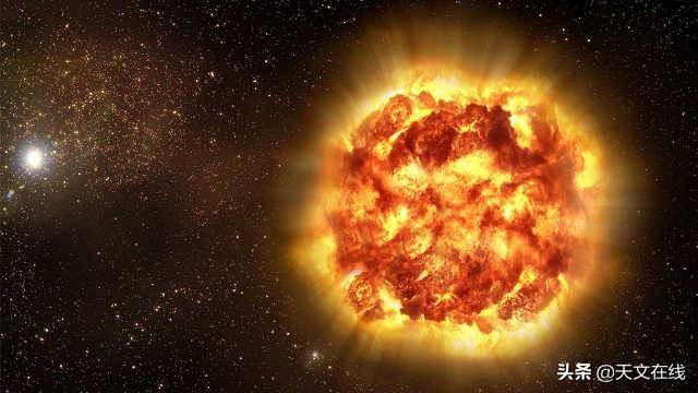 星星消逝后留下爆炸性遗产,实验室里能够重现?它究竟是什么?