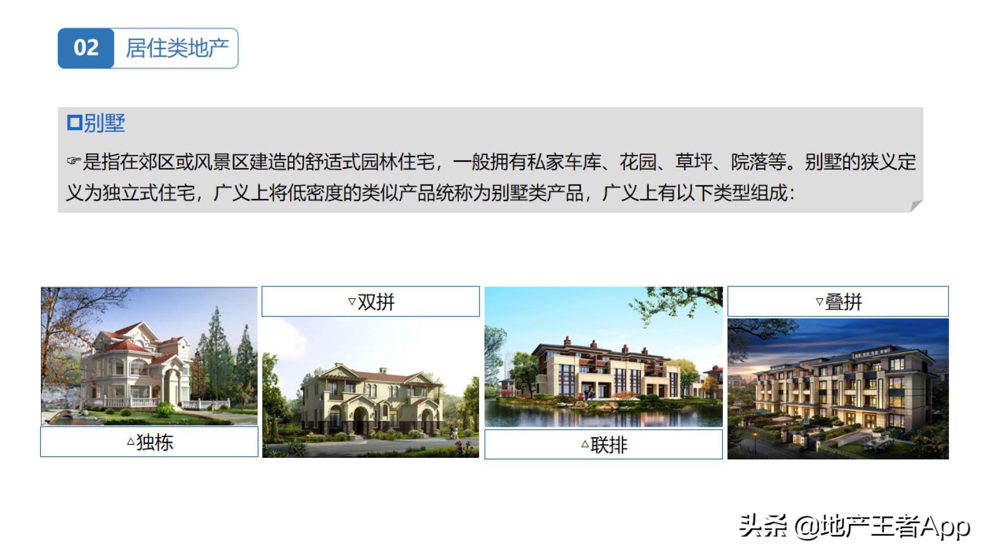 房地产营销新人必备基础知识,超全福利建议转发收藏