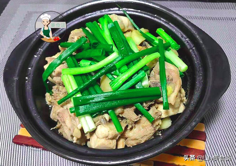 不管多熱,這菜都是兒子最愛,每回做一鍋,鮮香下飯,總也吃不膩
