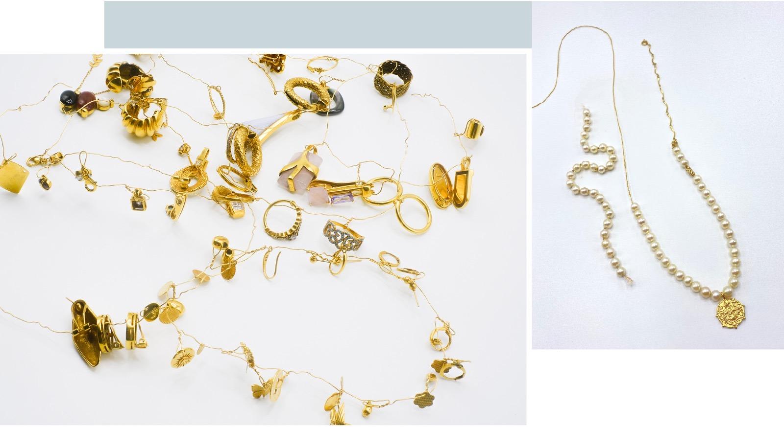 晚晴:在法国捡破烂首饰的中国设计师
