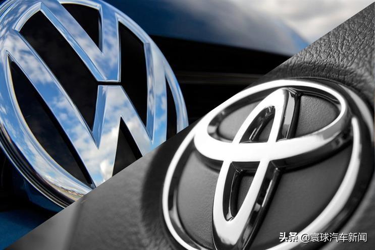 欧洲汽车市场品牌销量排行榜,大众仍然占据第一,丰田表现优异