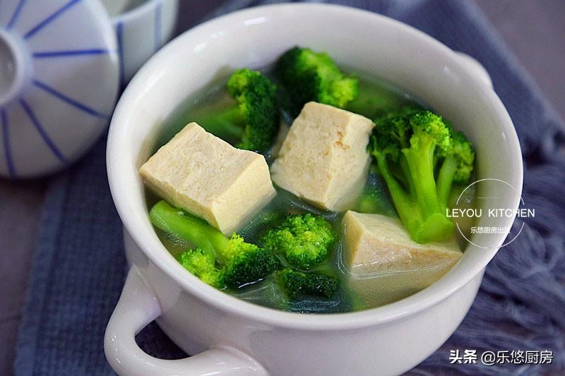 3月减肥,可以常吃的8道菜,热量不高 减肥汤 第1张