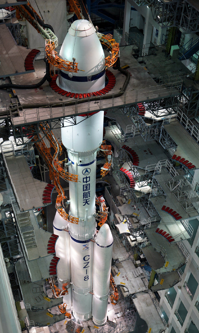中国航天超级2020:十大成就盘点