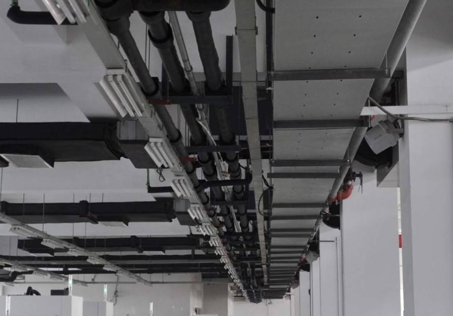 電纜橋架安裝標準分享