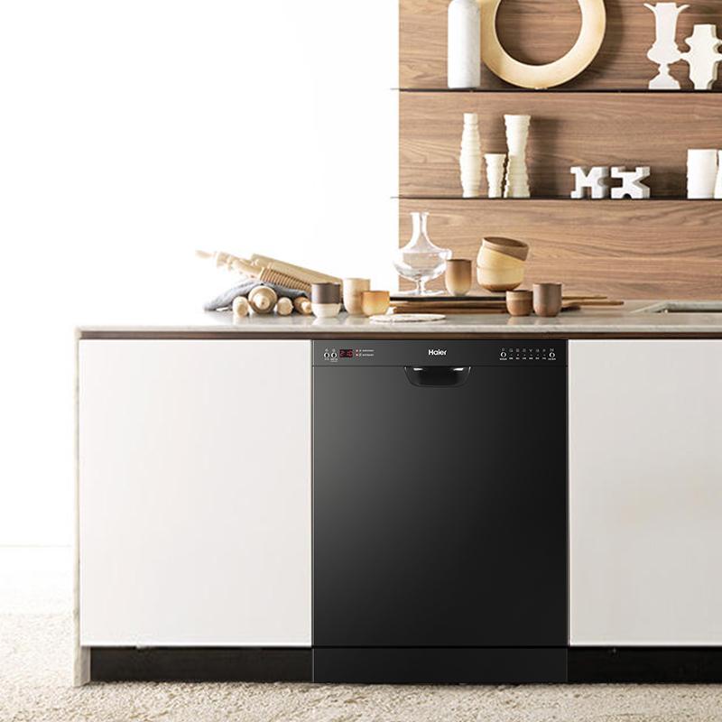入手洗碗机,却被橱柜拒之门外?海尔智家:厨房整装3小时焕新