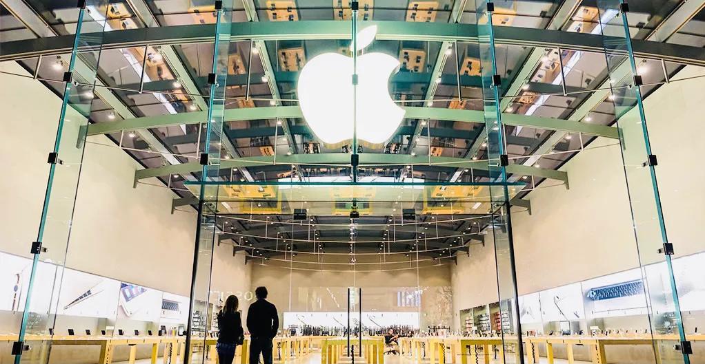 没错,武汉第一家苹果直营店来了