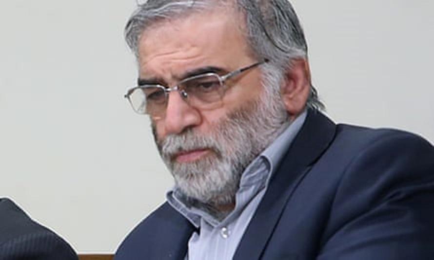伊朗核弹之父,被乱枪打死!特朗普与以色列是否策划了这一刺杀?