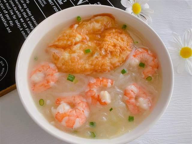鲜虾萝卜鸡蛋汤做法步骤图 滋补去燥又鲜美家人都爱喝
