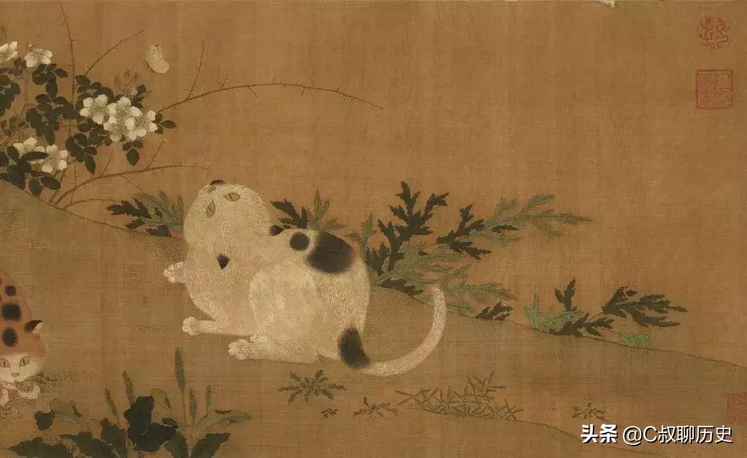 中国人的千年撸猫史:当我们撸猫的时候,我们到底在干什么?