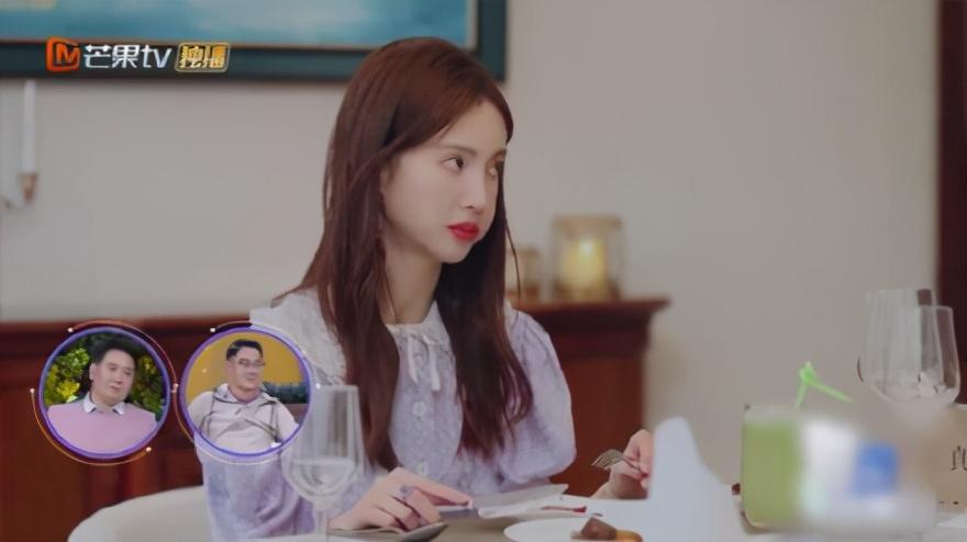 女儿们的恋爱3:金晨张继科在吃饭上产生分歧