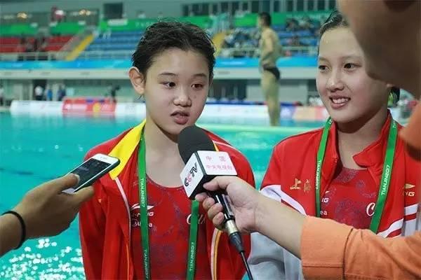 全红婵头号对手浮出水面!13岁夺全运会双金,4年完成大满贯太强