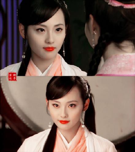 """几部影视作品中的""""聂小倩"""":杨幂不到20岁,刘敏涛非常古典美"""