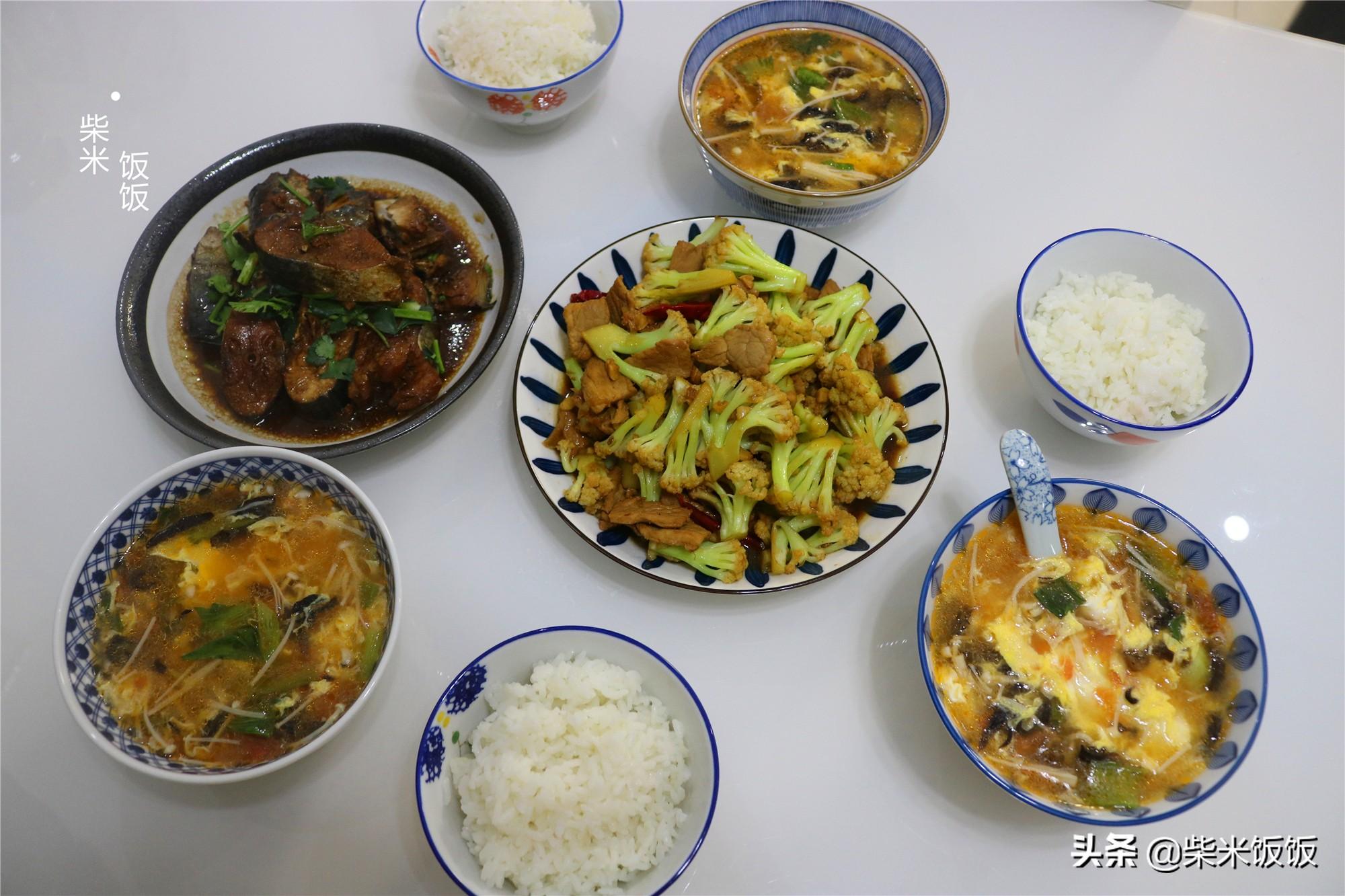 晒我家6天晚餐,全是家常菜,每天花费不到50元,实惠好吃 美食做法 第4张