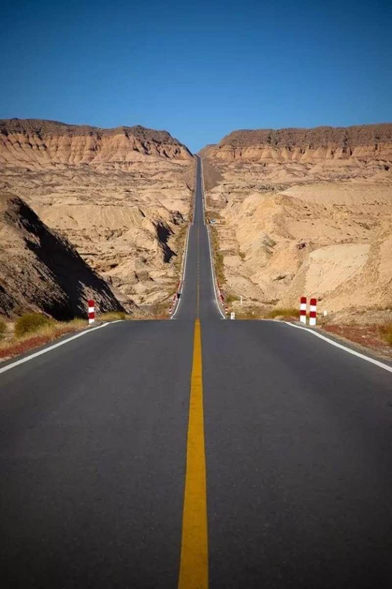 最美最险的公路,独库公路,这辈子一定要走一次