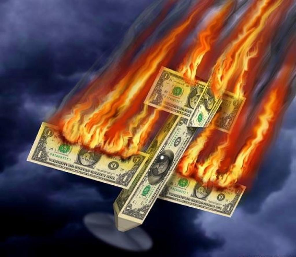 """外媒:美国很多城市的富豪都逃之夭夭,揭秘或者引爆金融""""核弹"""""""