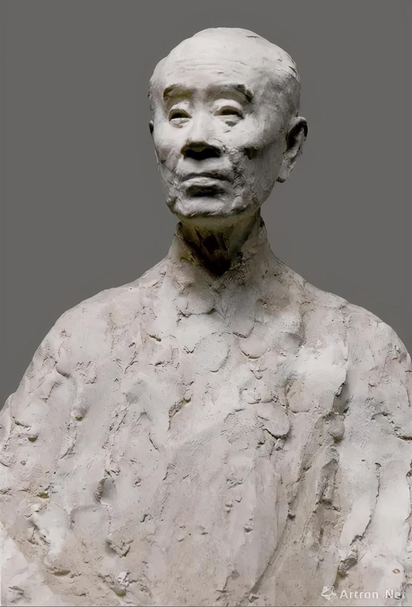 """""""你抓住了我的魂"""" ——记雕塑家纪峰"""
