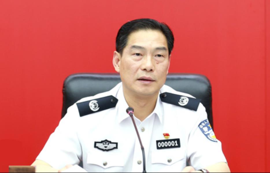 """陕西省公安厅厅长赴重庆任职,系35年""""老公安"""""""