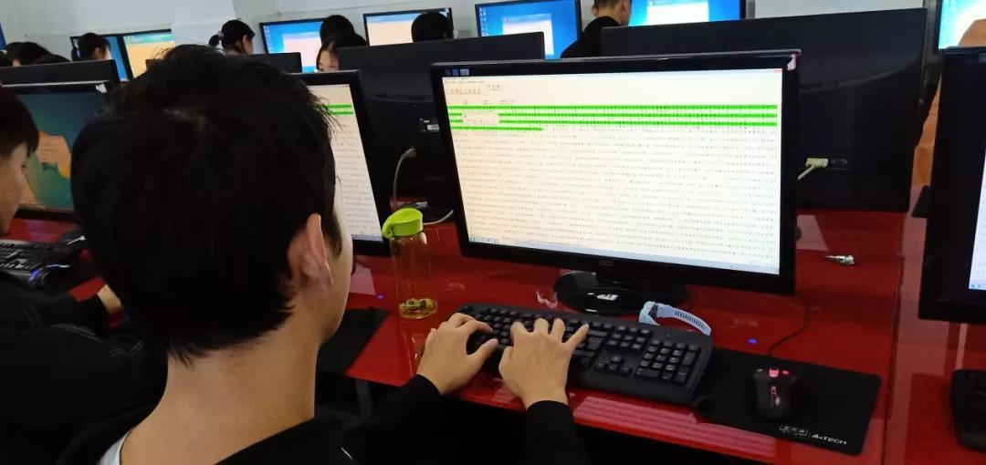 计算机信息技术教研组丨技能大比拼,竞赛展风采