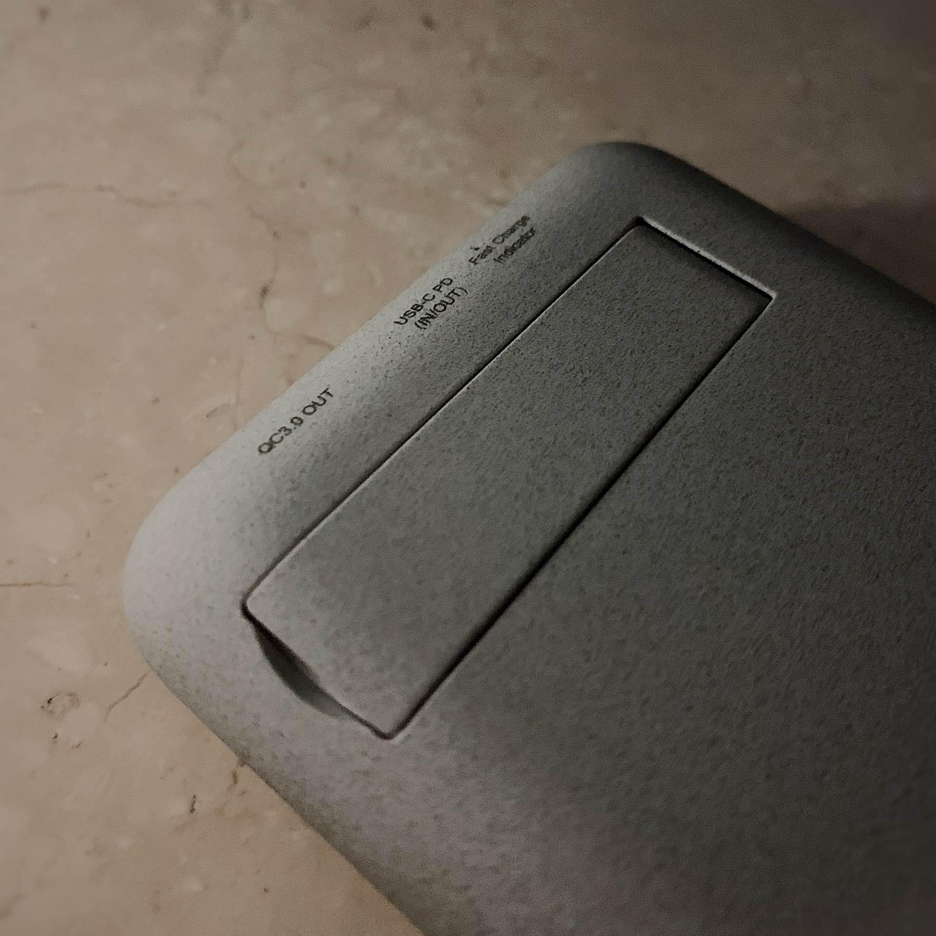 多角度解决你的电量焦虑——南卡POW-3充电宝开箱体验