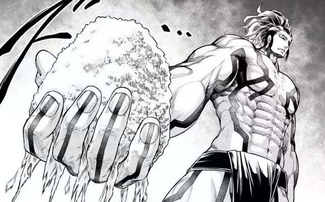他是《終末的女武神》中被吹得最狠的角色,雖是人類卻有神的力量
