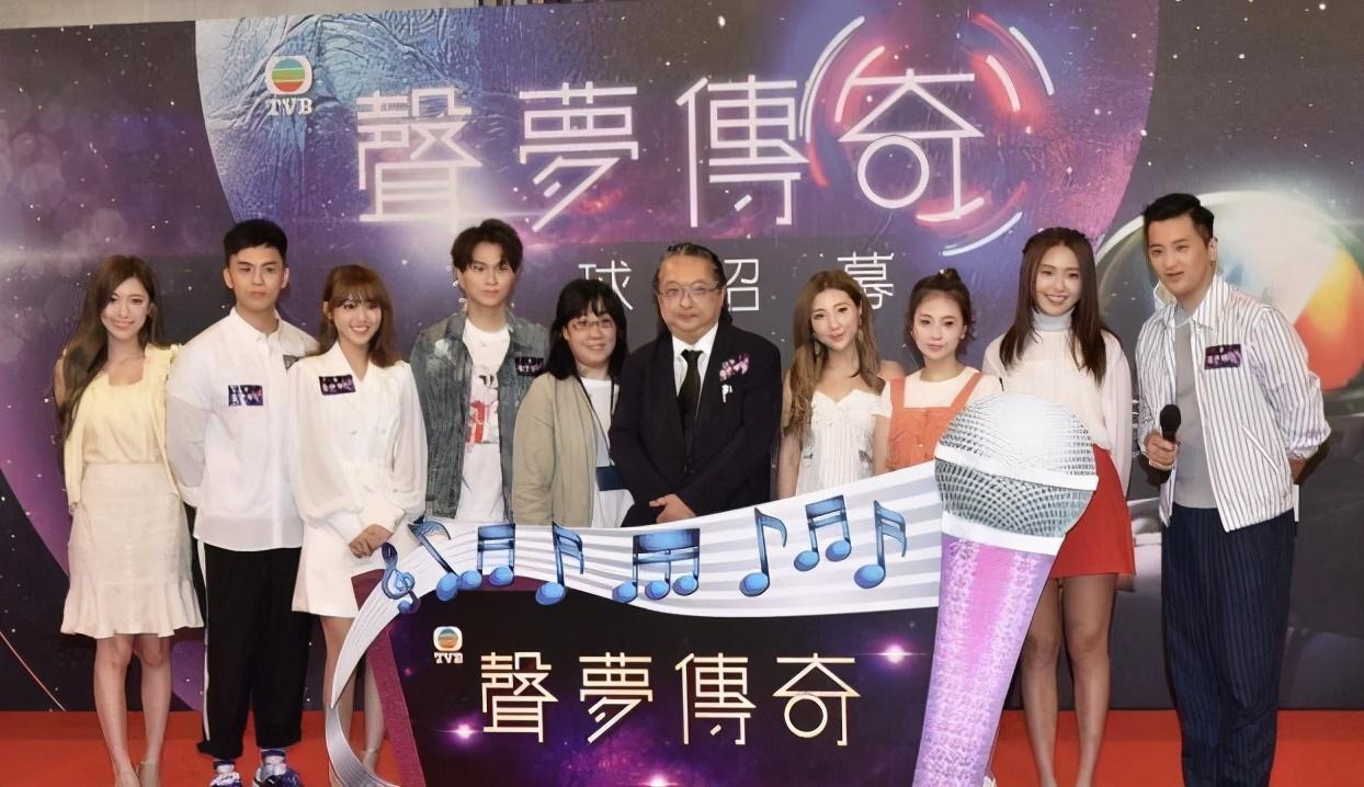 TVB《声梦传奇》效仿内地打造新生代偶像歌手,能否成功?