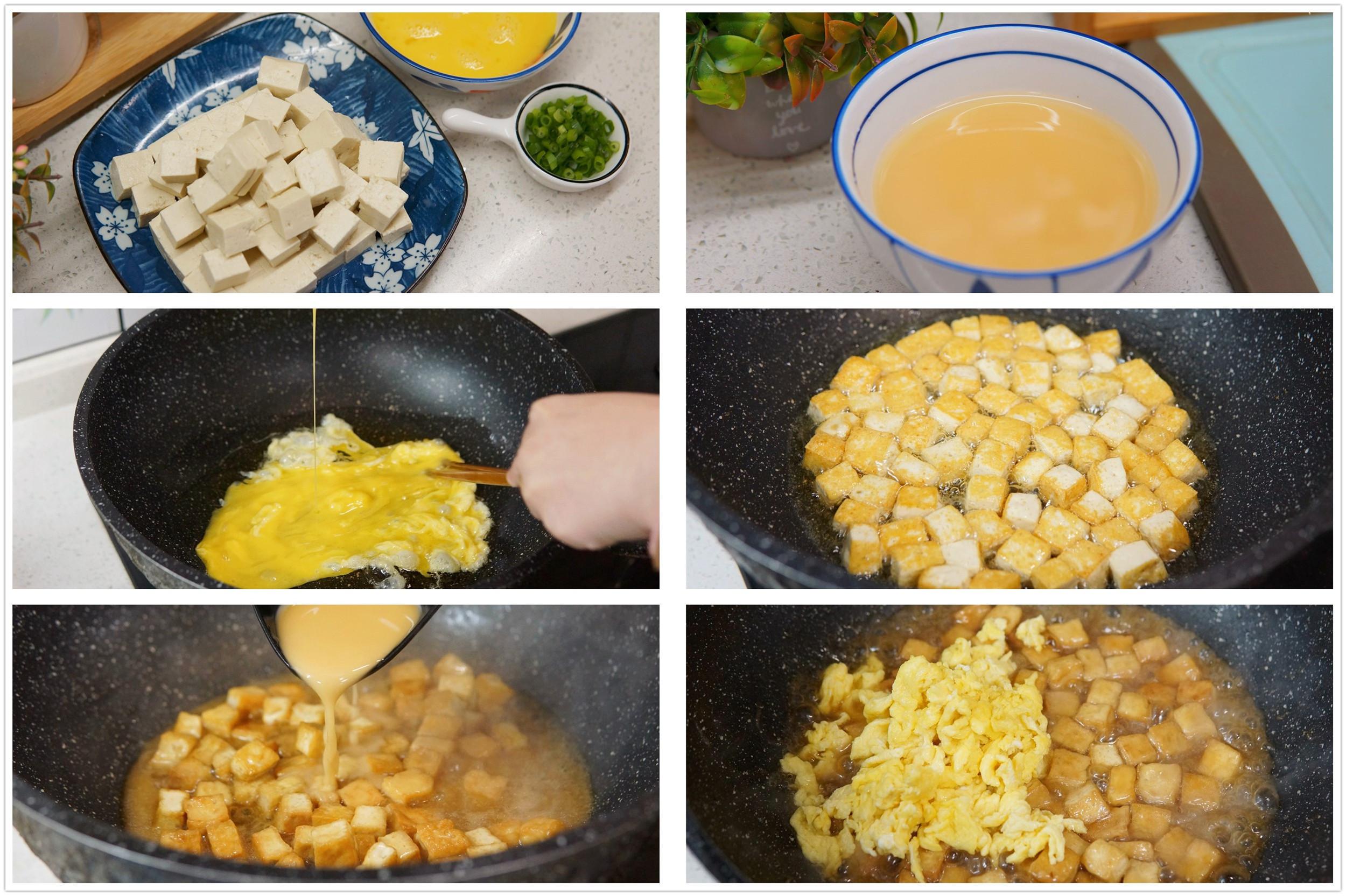 年底聚餐用的上,豆腐6种吃不烦的做法,有滋有味,不比吃肉差 美食做法 第7张