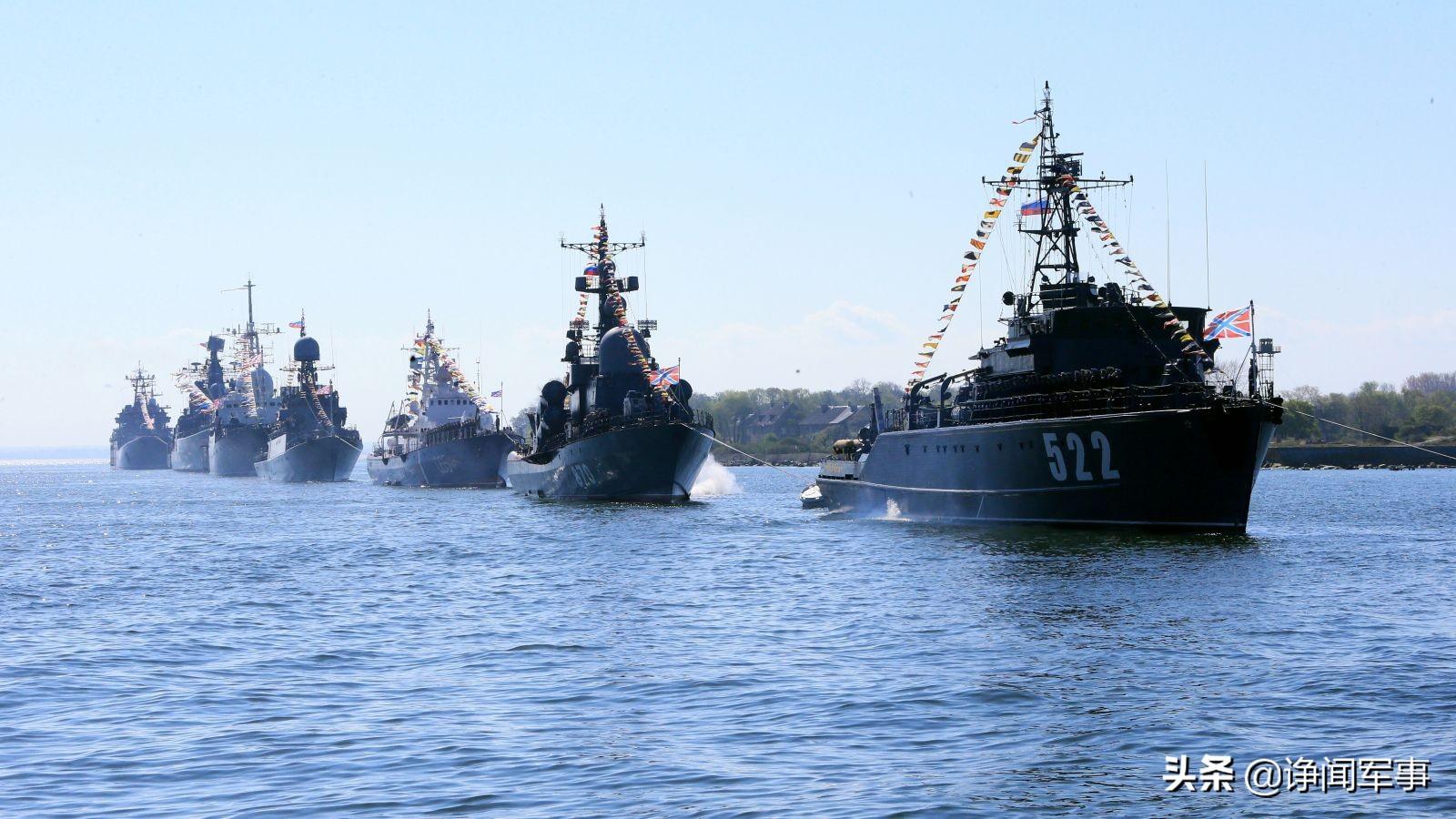 2020年现代化装备比例70%!军费喂不饱俄海军,目标能实现吗?