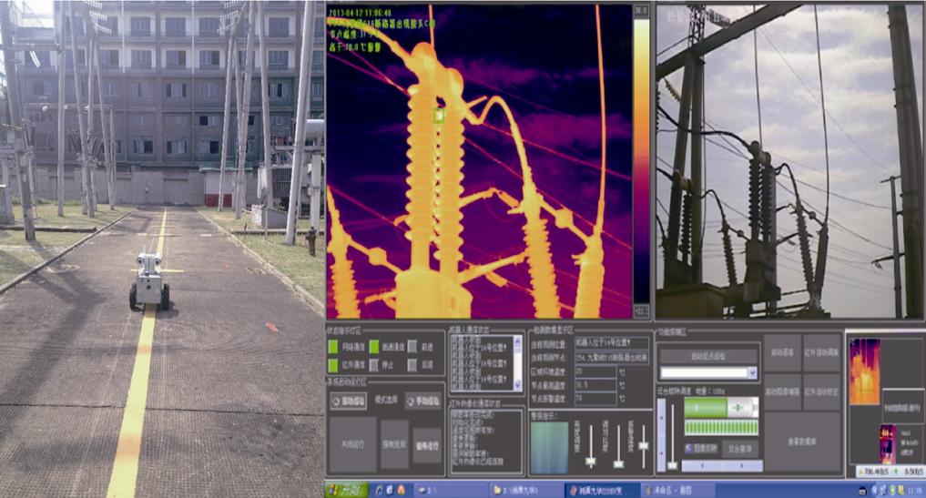 电力设备红外图像异常自动检测的新方法,让巡检设备更智能