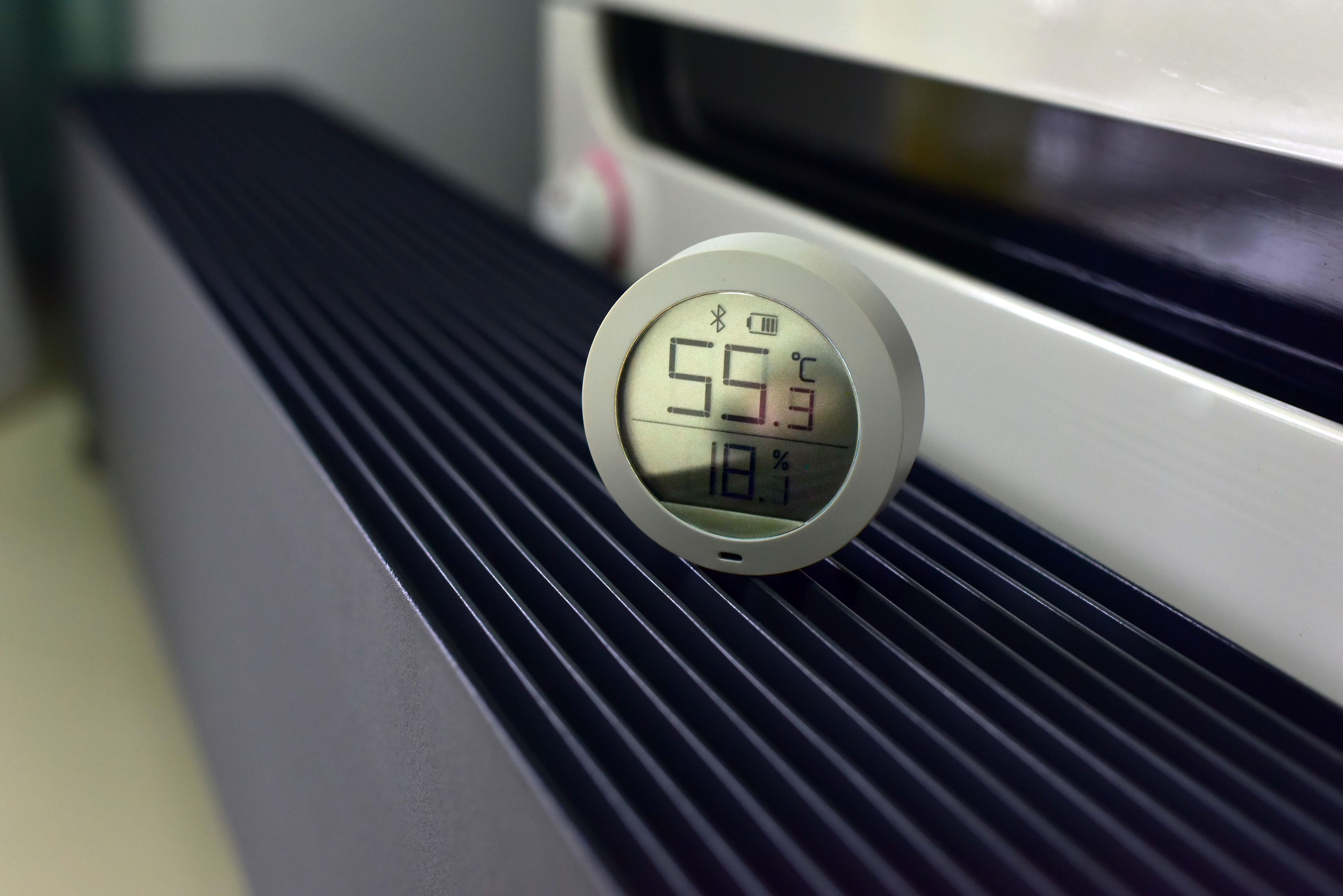 全屋取暖·更快一点!米家踢脚线电暖器1S