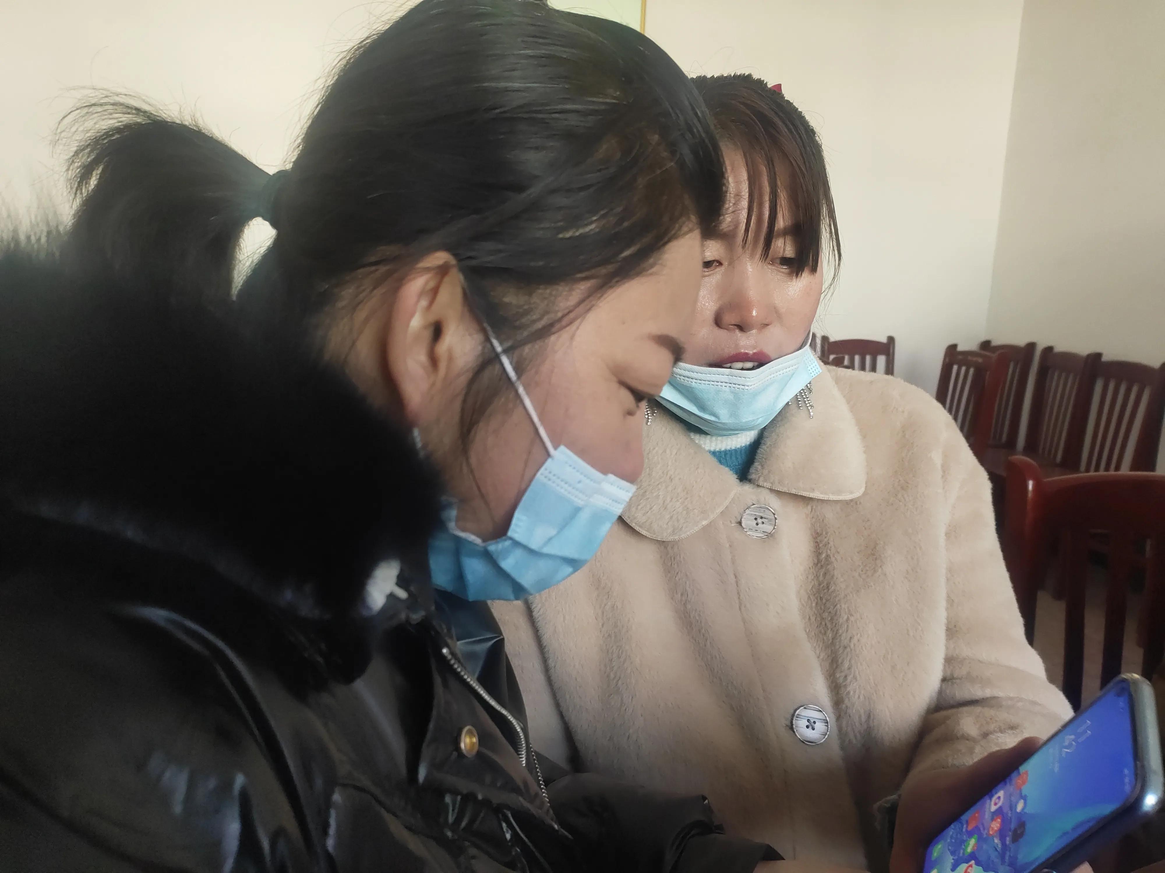 繁峙县举办志愿者冬至走进敬老院慰问活动