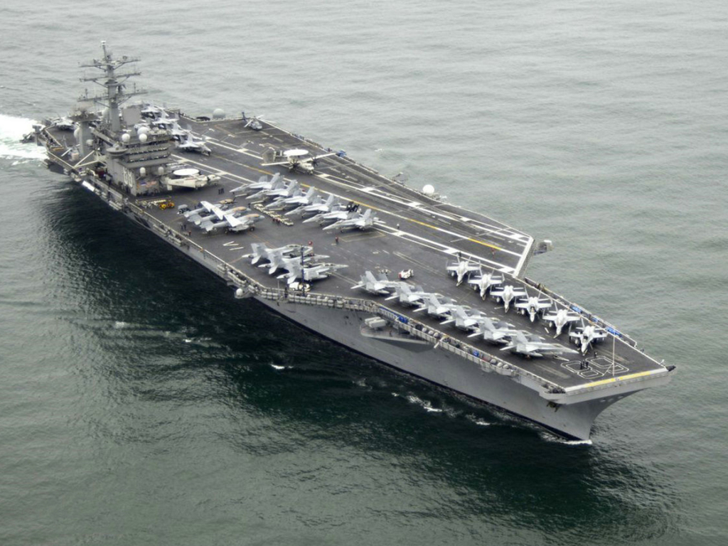 美军现役最强核动力航母,罗斯福号到底强在哪?我国该如何应对?