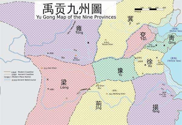 北京、天津位置近,同为国家中心城市,但却不是同一传统地理区域
