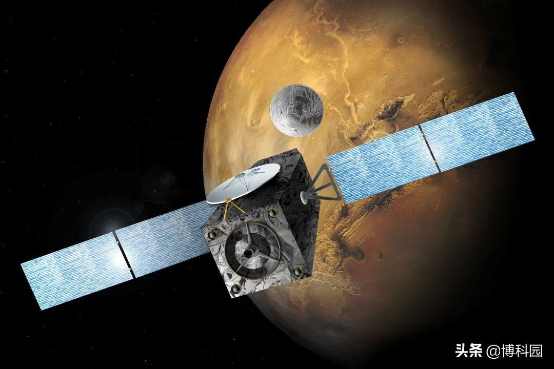 发现火星存在磁场的时间,比之前预计的要早,45亿年前就有了!
