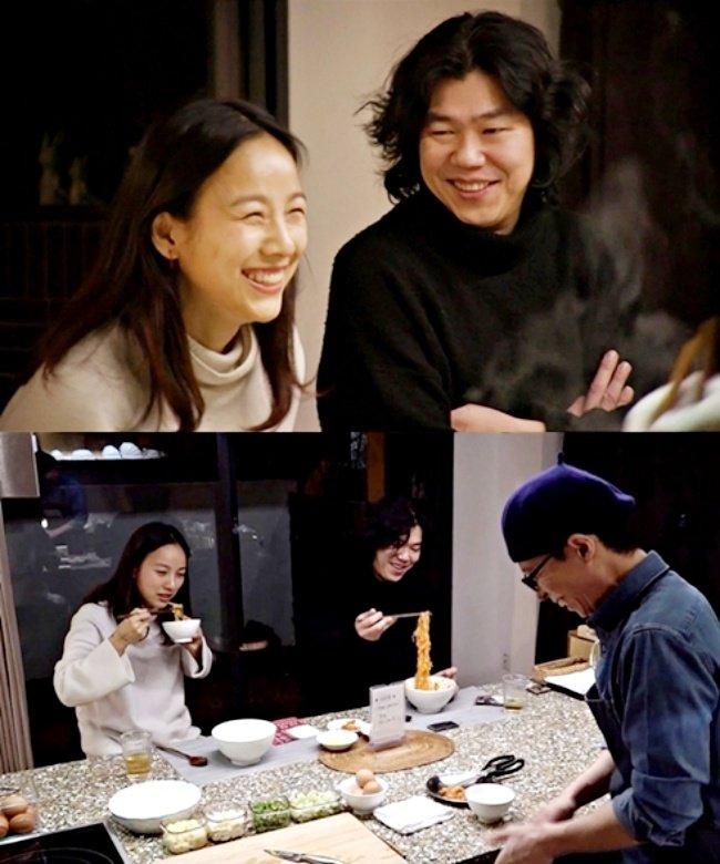 嫁给丑男的李孝利,结婚9年更甜蜜,刘在石爆料:没老公就会失联