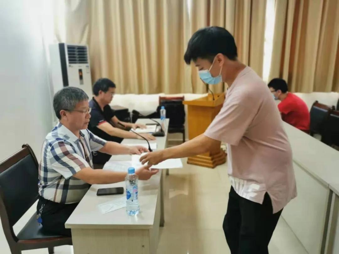 江西省第三人民医院与供应商签订清廉购销承诺书