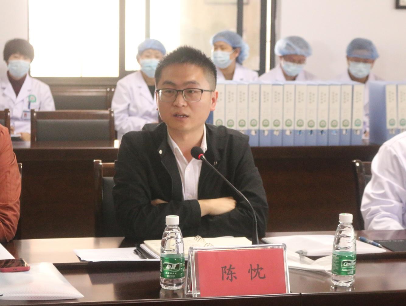 """海安市曲塘中心卫生院接受""""二级乙等综合医院""""等级评审"""