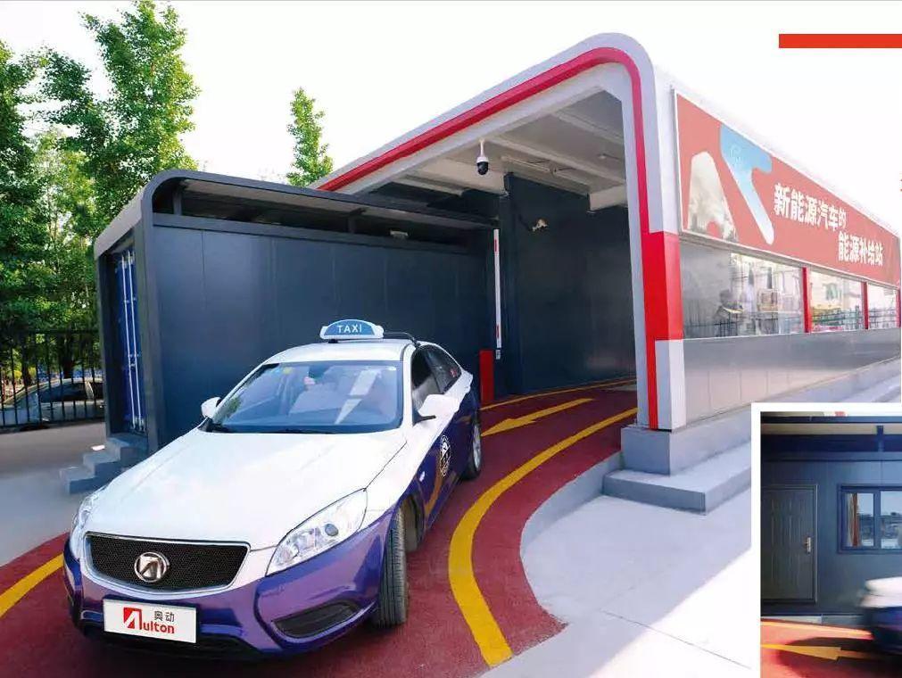 充电桩,拯救国产新能源汽车