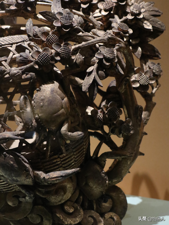雕梁画栋:瓜柱、雀替、穿枋,暗藏怎样精美的细节?